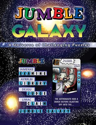 Jumble Galaxy By Triumph Books (COR)